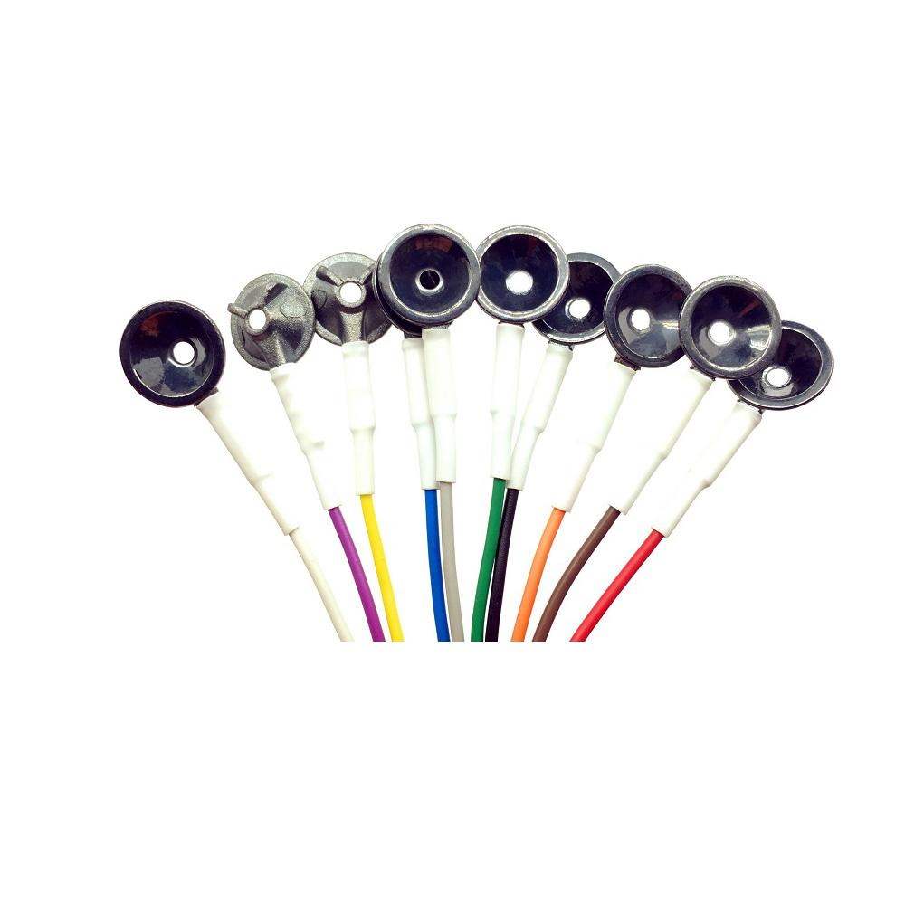 Disposable EEG Cup Electrodes with Ag/AgCL Plating 5
