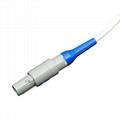 Mindray PM9000 5 PIN adult silicone soft Spo2 Sensor 2