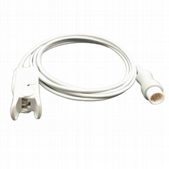 PM-6800 T8 reusable  adult finger clip SPO2 sensor