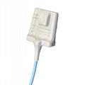 8PIN adult silicone soft Spo2 sensor 3