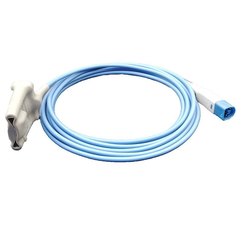 8PIN adult silicone soft Spo2 sensor 1