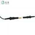 Laparoscope and Endoscope Cable 4mm Banana Plug Reusable monopolar electrode cab 2