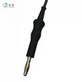 Reusable foot control ESU pencil cable, electrosurgical pencil 2