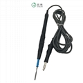 Reusable foot control ESU pencil cable,