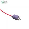 EMG EMG IONM subdermal needle electrode, Disposable Corkscrew  Electrode 2
