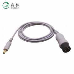 Reusable Cable Neuroline Needle Electrode  EMG Concentric Cable