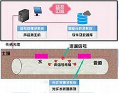 分布式光纤管道泄漏监测系统一站式解决方案