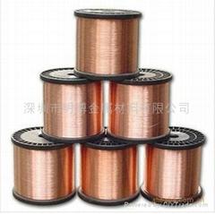 高导电率T2紫铜线