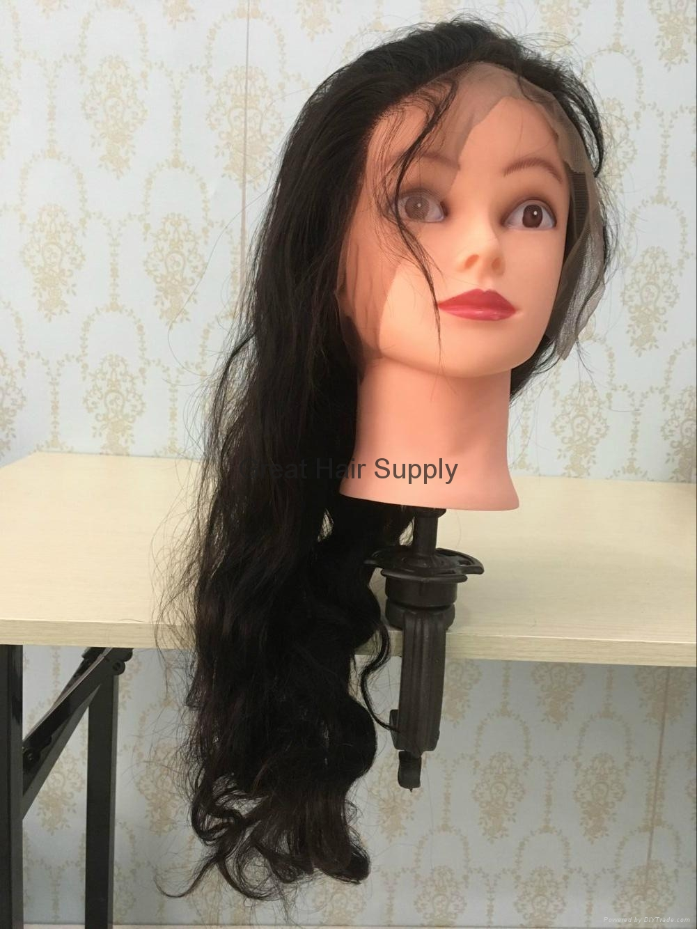 body wave 360 lace closure virgin human hair tangle free no shedding 1