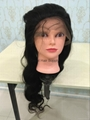 body wave 360 lace closure virgin human hair tangle free no shedding 5