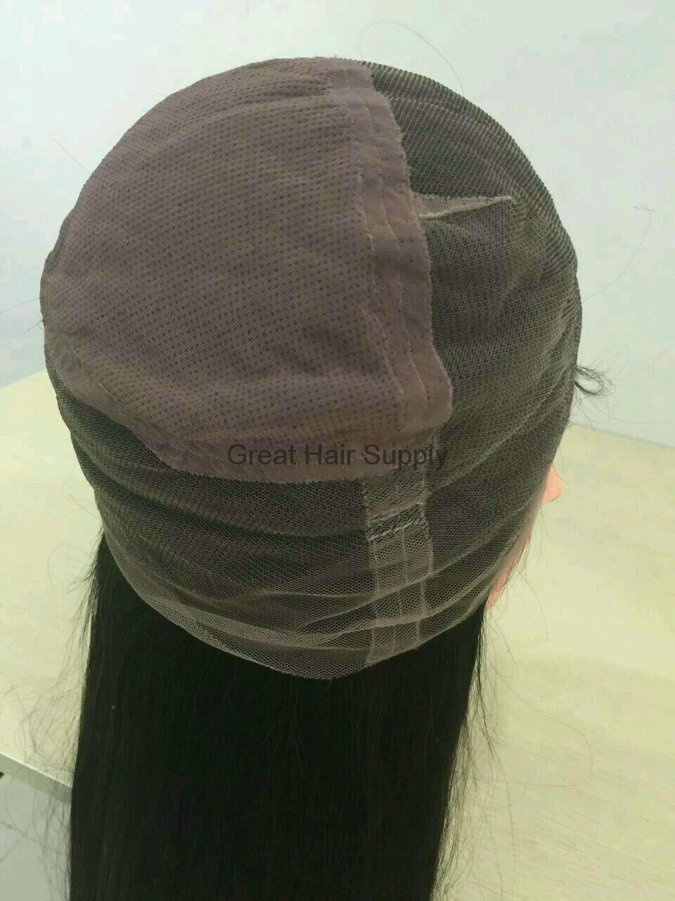 body wave full lace wigs virgin brazilian human hair density 120% 1