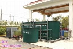 医院废水处理一体化设备(  F工艺)选康霸环保