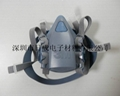 3M 7502 Half Mask / Medium Size original 3M Face Mask 7502 1