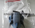 3M 7502 Half Mask / Medium Size original 3M Face Mask 7502 4