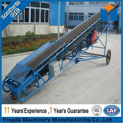 DY Mobile Belt Conveyor Conveying Machine