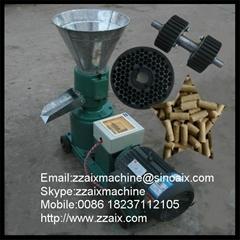 9KLP-120 animal feed pellet machine