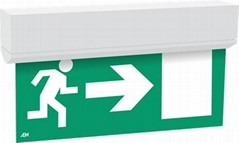 Conventional LED emergency lighting