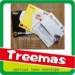 optical lens envelope