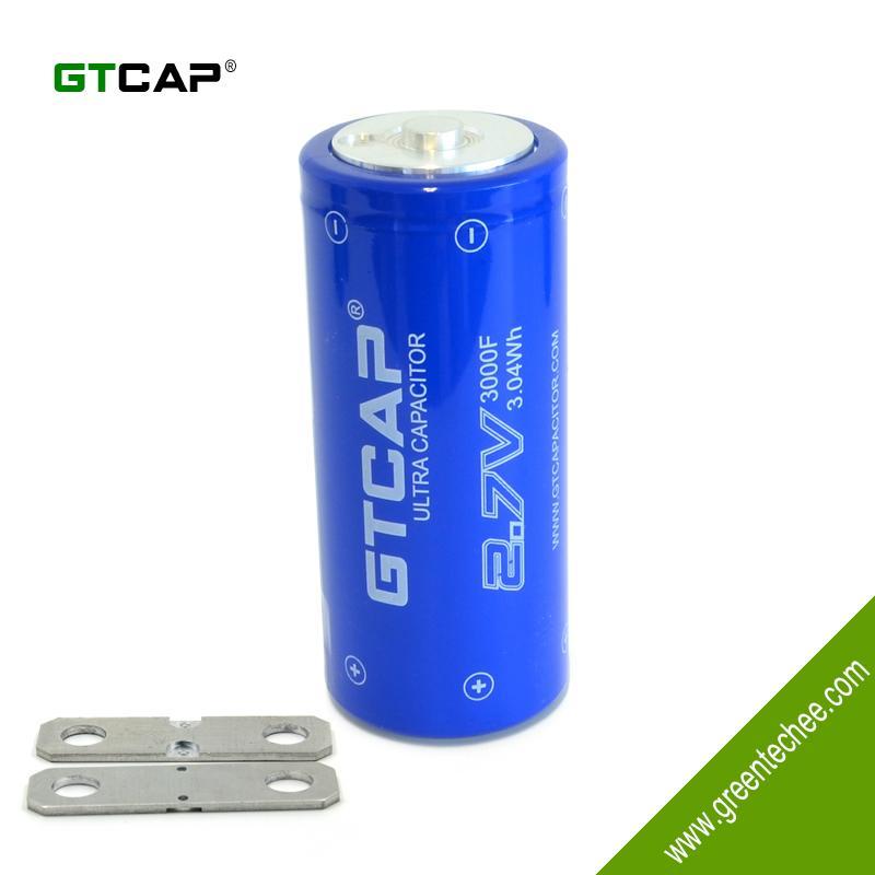 ultracapacitor 3000f high farad super capacitor - GTSP-2R7