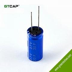 85C High temperature super capacitors