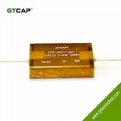 high voltage si  er mica paper capacitor