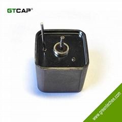 Military use tantalum hybrid capacitor