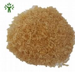Edible beef hide gelatin powder bulk for human consumption