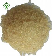 Industrial grade gelatin made of beef hide