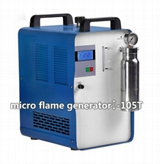 mcro flame generator oxyhydrogen gas generator hydrogen oxygen gas generator