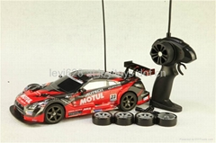 1:16 RC Drift Car,Author