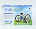 14 IN 1 Solar Robot kit ,DIY Toys for kids 2