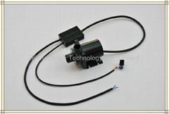 Mini hot water centrifugal water pump