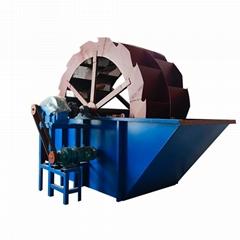 Large Capacity 10-150 t/h Mining Sand Washing Machine