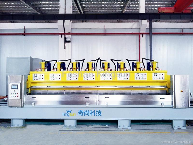 石英石抛光机 人造石英石生产机械 3