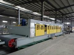 Artificial Quartz Stone Calibration Machine