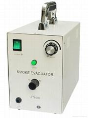 Medical Laser Smoke Evacuator Using high-speed vacuum pumps