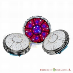 90W greenhouse led grow light hydroponics 48pcs*3W Red=630nm Blue,=460nm,R/B=8/1