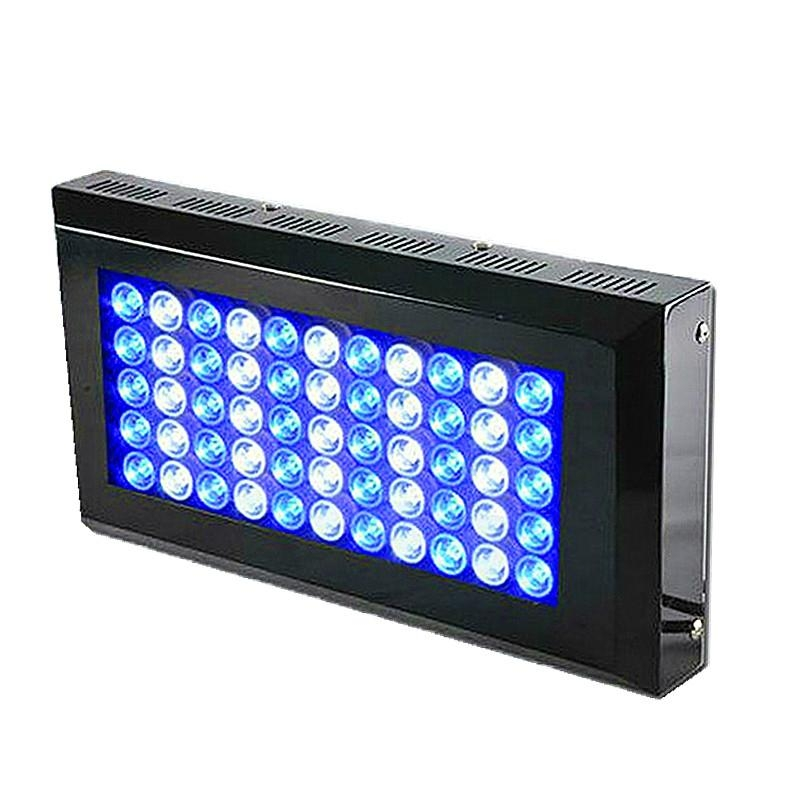 120W led aquarium lights led aquarium aquarium light W+B 1/1 90 degree lens  1