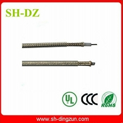 RG high frenquency signal transmission coaxial cable
