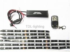 15 Color LED Strobe Controller  Remote Control +led strip