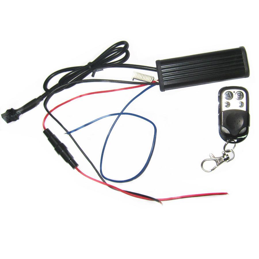 RGB 5050SMD Led Strip Lighting Brake Active Lights Function Controller 1