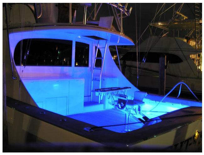 Custom Led Strips Kit For Boat Yacht Dinghy Jet Ski China