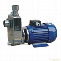 YONJOU Sanitary open impeller centrifugal electric pumps of liquid soap
