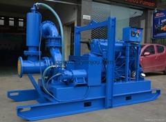 Dewatering Pump, Vacuum Assist Dewatering Pump