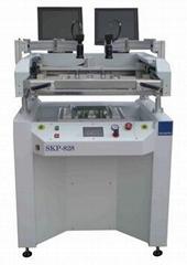工件产品视觉定位与测量设备