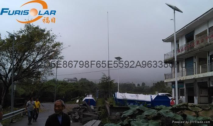重庆新农村太阳能路灯40WLED 3