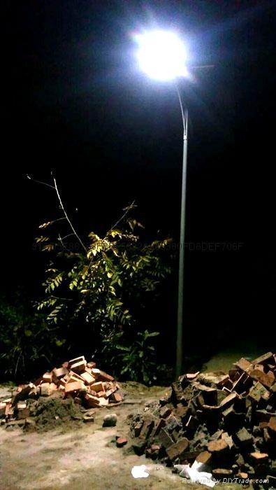 西南地区新农村太阳能路灯LED30W 2