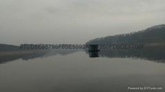重庆长寿湖渔船太阳能供电系统