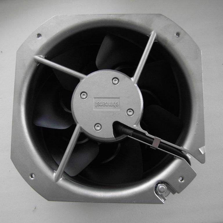 德國EBM-PAPST原裝風機W2E200-HK38-01電氣櫃風機 1