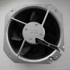 德国EBM-PAPST原装风机W2E200-HK38-01电气柜风机